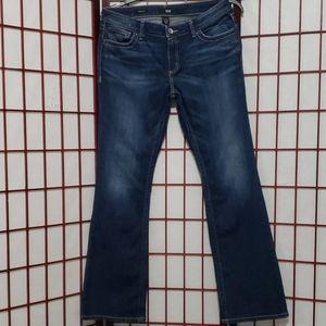 A.N.A Anna Boot Cut Jean's Size 31 / 12